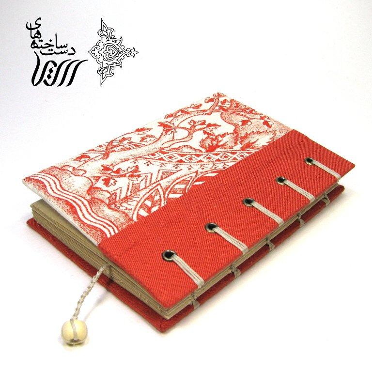 دفتر جلد نقاشی سفارشی دست ساز